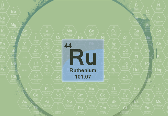 Demonstration of Ru as the 4th ferromagnetic element at room temperature